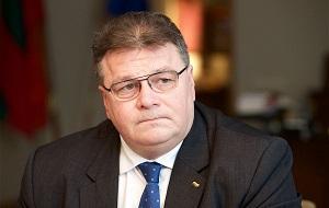 Литовский государственный деятель, политик, дипломат, министр иностранных дел Литовской Республики