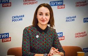 Руководитель крымского отделения общественного движения «Волонтёры Победы»